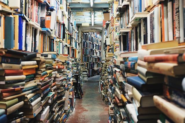 Bücher aussortieren???